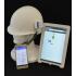 ヘルメットで熱中症危険度を見える化!『eメットシステム』 製品画像