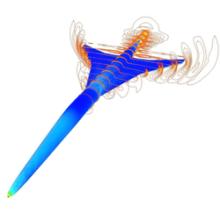 非構造格子対応の汎用流体解析統合環境『FINE/Open』 製品画像
