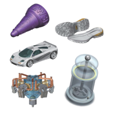 3次元CAD『ZW3D スタンダード』 製品画像