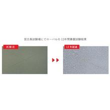 亜鉛含有率96%で、長期間さびを受け付けません! 製品画像