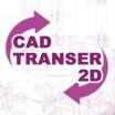 2DCADデータ変換『CAD-TRANSER 2D』 製品画像