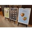 【ポスターグリップ導入事例】nana's green tea 様 製品画像