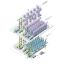 プラント設備例:『マルチ粉体計量システム』 製品画像