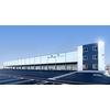 【施工事例】システム建築 営業1類倉庫(愛知県) 製品画像