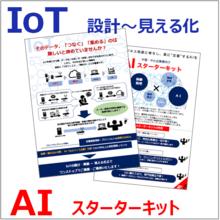 IoT設計~見える化をワンストップ提供!/AIスターターキット 製品画像