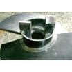回転貫入方式 鋼管杭『ケンマパイル』※国土交通大臣認定杭 製品画像