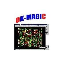 プリント基板設計CAD DK−MAGIC 製品画像