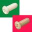 超小型の樹脂製ねじ 製品画像