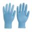 使い捨てニトリル手袋『Comfort 0.18mm粉無 青 L』 製品画像
