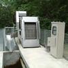 小水力発電用 自動除塵機 ワイヤーベルトスクリーン 製品画像