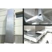 金属加工製品のカスタマイズ加工・現場実測(現調)は八州電工まで 製品画像