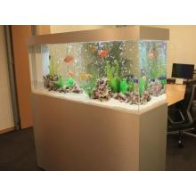 【水槽の設置事例】オフィス 製品画像