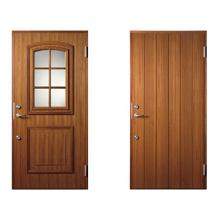 防火仕様の木製ドア 製品画像