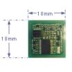 13.56MHz超小型RFIDリーダライタ ASI4000 製品画像