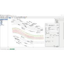 平面図作成支援システム「APS-DIM」 製品画像