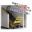 バッテリー式階段運搬車『TT-66HS』 製品画像
