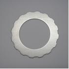 クラッチプレートへの「Nクエンチ処理」(低歪熱処理 浸窒焼入) 製品画像