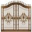 門扉 LUXURY アルミ鋳物製 Vプロセス鋳造 製品画像