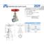 ねじ込み型ゲートバルブ 2029 製品画像