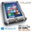 防爆タブレット iX104C6DM 製品画像