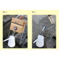 液体容器の小分け・移し替え用 補助ツール『簡ポリ・簡カン』 製品画像