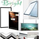1枚からカスタムサイズ,特寸製造 片面「LEDパネル」 導光板 製品画像