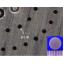 銅合金のマイクロホン部品 微細多穴加工事例 製品画像