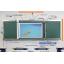 上下スライダー黒板曲面スライドシステム『MS type』 製品画像