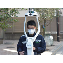 『SLAM技術を活用した3Dスキャンサービス』 製品画像