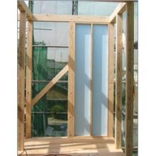 SANパネル 工期短縮+作業軽減+断熱入り壁パネル 製品画像