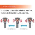 通信式同期工事灯アイコレクト2.4 製品画像