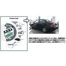 【EVなど電気自動車向け】力神リチウムイオン電池 製品画像
