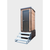 ニオイのしない仮設トイレ『バイオミカレット』バイオ分解式トイレ 製品画像