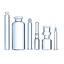 コロナワクチン用バイアルで実績!医薬品容器用ガラス製品 製品画像