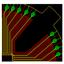 【製作事例】超伝導デバイス(超伝導回路評価用)フレキ 製品画像