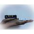 リアルタイム無線機【超小型非圧縮映像送信モジュール】 重量60g 製品画像