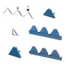 折板『重ね式/ハゼ式折板』 製品画像