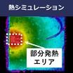 熱シミュレーション 製品画像