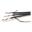 『シリコンゴム電線』『K用UL補償導線』『フッ素樹脂被覆電線』 製品画像