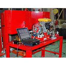 動力計 水冷式電気動力計(10PS型)DA10U-W-PC 製品画像