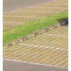 【コンクリート製舗装材】『緑化スペーサー ミックグリーン』 製品画像