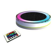 IP68 ソーラーパネル付きプールフローティングRGBライト 製品画像