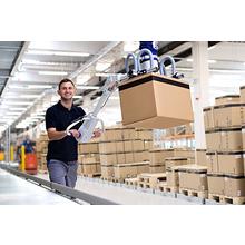 重量物搬送の現場を省力・効率化!シュマルツの『手動搬送システム』 製品画像