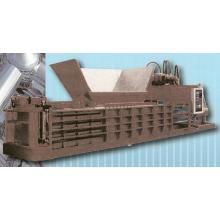圧縮梱包機(半自動型)『ユニバーサルベーラー NCUBシリーズ』 製品画像