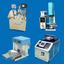 『チューブ容器向け溶着・面取・試験装置』※インターフェックス出展 製品画像