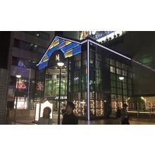 フルカラー演出照明:商業施設 製品画像