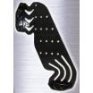 木造筋かい用接合金物『ブレスターZ600 black ver.』 製品画像