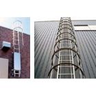 点検用梯子 SKYタラップ(ビル建材) 製品画像