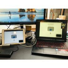 UVCライトニングアダプター&ミーティングアプリで画面共有 製品画像