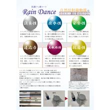 多孔質素材防汚改質・撥水抗菌コーティング材『レインダンス』 製品画像